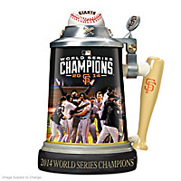 San Francisco Giants 2014 World Series Stein