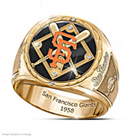 Pride Of San Francisco Commemorative Ring