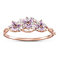 Orchid Beauty Bracelet