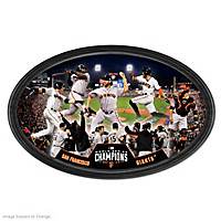 Giants 2014 World Series Champions Wall Decor