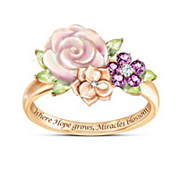 Miracle Blossoms Ring