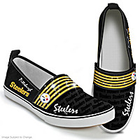 Steppin' Out With Pride Steelers Women's Shoes