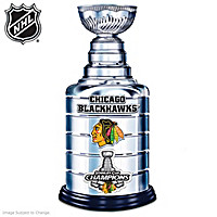 Chicago Blackhawks® Stanley Cup® Trophy Sculpture