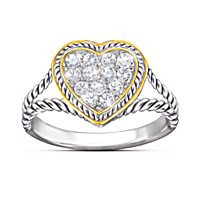 Passion Meets Fashion Ring