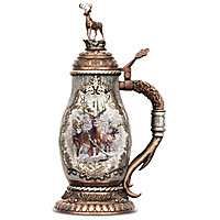 Forest Monarch Stein