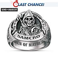 Men Of Mayhem Ring