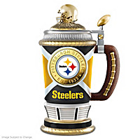 Pittsburgh Steelers Stein