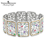 Thomas Kinkade Wonders Of Nature Bracelet