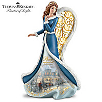Thomas Kinkade Radiant Wings Of Peace Sculpture