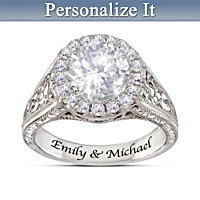 Have I Told You Lately Personalized Ring