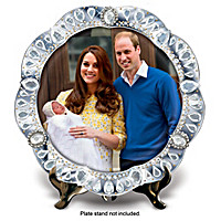 Her Royal Highness Commemorative Collector Plate