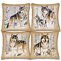 Woodland Majesty Pillow Set
