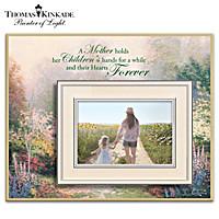 Thomas Kinkade Treasured Memories Photo Frame