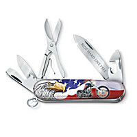 The American Spirit Collector's Knife