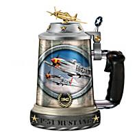 P-51 Mustang Stein
