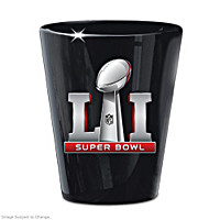 Super Bowl LI Shot Glass