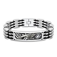 USMC Patriot Men's Bracelet
