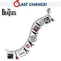 The Beatles Through The Years Bracelet