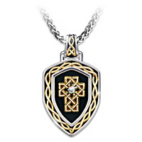 I Am Of Ireland Pendant Necklace