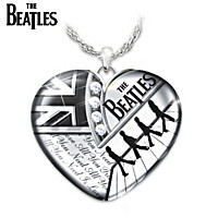 The Beatles Forever Pendant Necklace