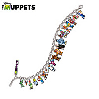 Disney The Muppets Charm Bracelet