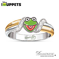 Kermit The Frog Ring