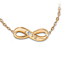 Precious Love Diamond Necklace