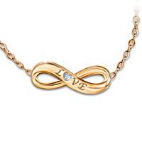 Precious Love Diamond Necklace