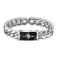 True North Men's Diamond Bracelet