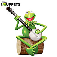 Disney The Muppets Kermit The Frog Figurine