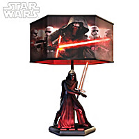 STAR WARS Kylo Ren Lamp