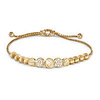 Faith, Hope & Love Bracelet
