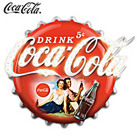 COCA-COLA Marquee Wall Decor