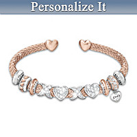 All My Love Personalized Bracelet