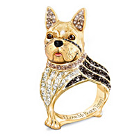 Best In Show Boston Terrier Ring