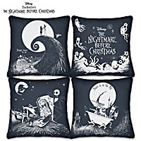 The Disney Nightmare Before Christmas Pillow Set