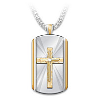 The Lord's Prayer Pendant Necklace