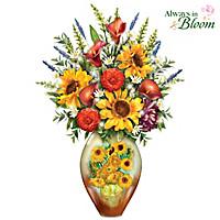 Sunflowers Table Centerpiece