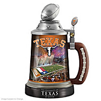 University Of Texas Longhorns Stein