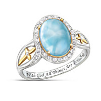 Heavenly Reflections Ring