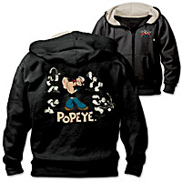 Popeye - I Yam What I Yam Men's Hoodie
