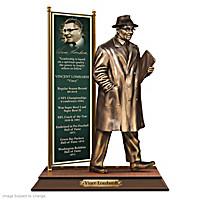 Vince Lombardi Sculpture