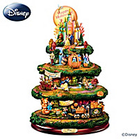 Disney Happy Halloween Sculpture