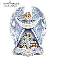 Thomas Kinkade Angel Of Joy Sculpture