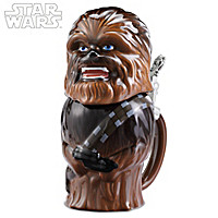 Star Wars Chewbacca Stein