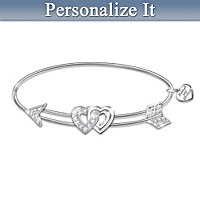 My Everything Personalized Bracelet