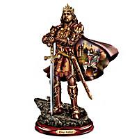 Arthur: King Of Chivalry Sculpture