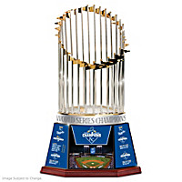 Royals 2015 World Series Champions Commemorative Trophy