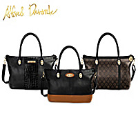 Alfred Durante Interchangeable Designer Bag Set