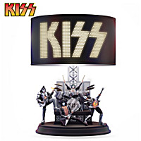 KISS Destroyer Lamp